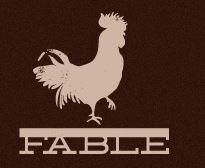 Fable Restaurant Logo
