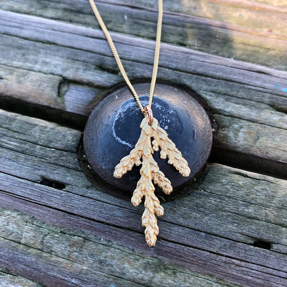 Morning Moon Nature Jewelry Logo