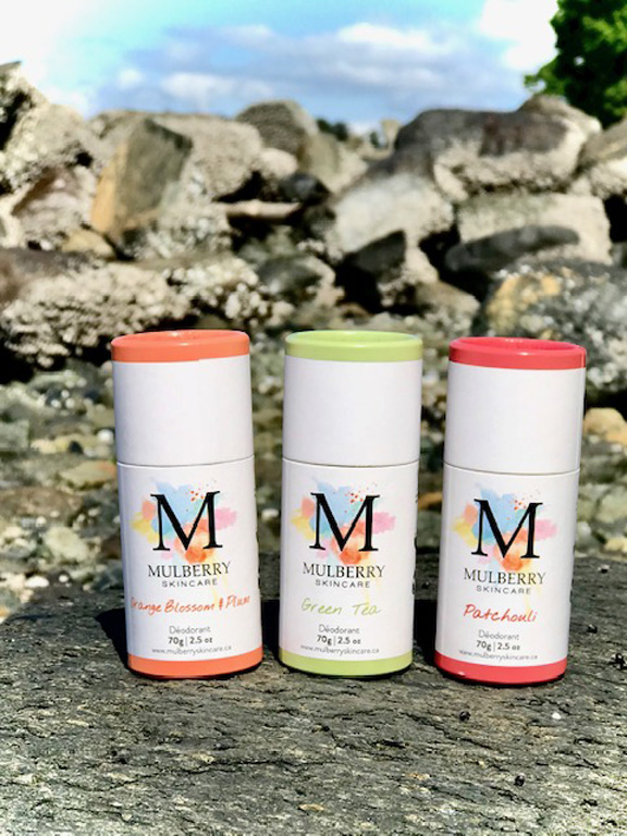 Mulberry Skincare Logo