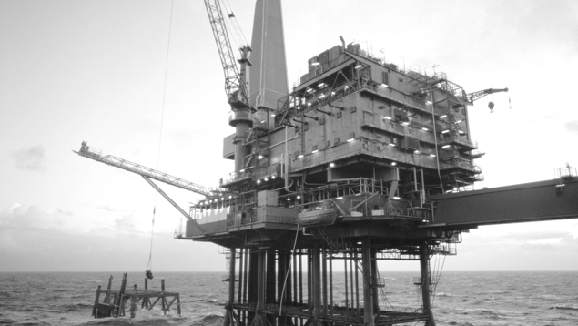 Offshore oil and gas | Living Oceans