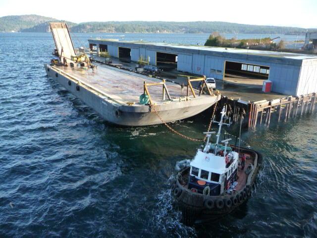 West Coast Tug and Barge Logo